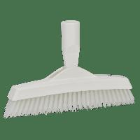 Vikan Hygiene 7040-5 voegenborstel steelmodel extra hard wit 225mm