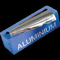 Folie aluminiumfolie In cutterbox 40cm 200m 12my 6x1 st