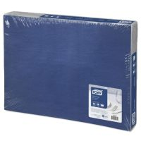 Tork placemat 31x42cm midnight blue 5x500
