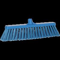 Vikan Hygiene 2920-3 bezem 47cm blauw harde vezels 530mm