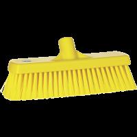 Vikan Hygiene 7068-6 vloerveger geel medium vezels 300mm