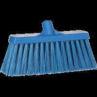 Vikan Hygiene 2915-3 bezem 30cm blauw harde vezels 330mm