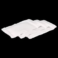 Servet 1-laags 32x29cm wit 12x500 st