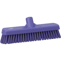 Vikan Hygiene 7060-8 vloerschrobber paars harde vezels 305mm