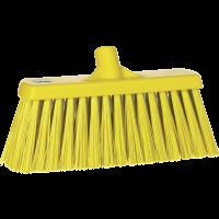 Vikan Hygiene 2915-6 bezem 30cm geel harde vezels 330mm