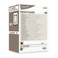 Suma Crystal A8 - SafePack 10 l