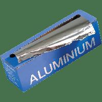 Folie aluminiumfolie In cutterbox 30cm 250m 12my 6x1 st