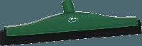 Vikan 7752-2 klassieke vloertrekker 40cm groen vaste nek zwarte cassette