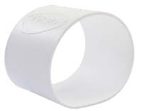 Vikan Hygiene rubber band wit 40mm secundaire kleurcodering 5st/s