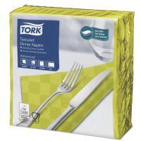 Tork NexxStyle® servet 38x39cm 2-laags 1/4-vouw pistachio 18x50