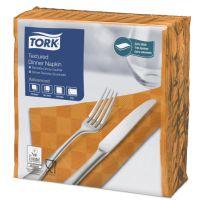 Tork NexxStyle® servet 38x39cm 2-laags 1/4-vouw orange 18x50