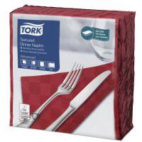 Tork NexxStyle® servet 38x39cm 2-laags 1/4-vouw burgundy 18x50