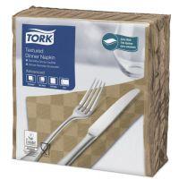 Tork NexxStyle® servet 38x39cm 2-laags 1/4-vouw biscuit 18x50