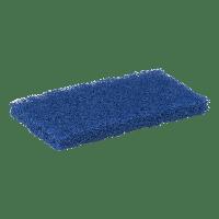 Vikan Hygiene 5524 nylon schuurspons mediumblauw 125x245x23mm