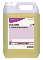 Suma Bac D10 - can 5 Liter