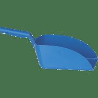 Vikan Hygiene 5670-3 handschep blauw recht groot 2L 16x37x13cm