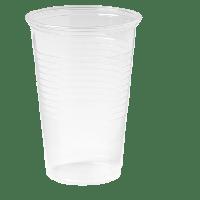 Drinkbeker PP 200ml transparant 30x100 st