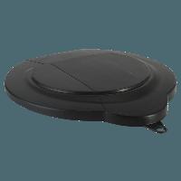 Vikan Hygiene 5689-9 emmerdeksel zwart voor 6 liter emmer 5688
