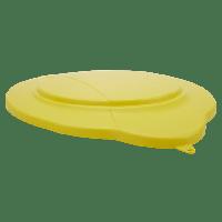 Vikan Hygiene 5693-6 emmerdeksel geel voor 20 liter emmer 5692