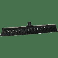 Vikan Hygiene 3199-9 veger zwart zachte vezels 610mm