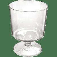 Glas wijnglas PS 170ml 86mm glashelder 1x540 st