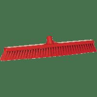 Vikan Hygiene 3199-4 veger rood zachte vezels 610mm