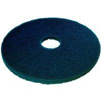 "3M Scotch Brite pads - polyester, blauw, 17"" / 43 cm"