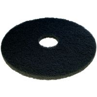 "3M Scotch Brite pads - nylon, zwart, 17"" / 43 cm"
