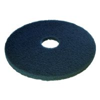 "3M Scotch Brite pads - polyester, blauw, 20"" / 50 cm 5 st."