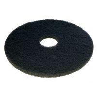 "3M Scotch Brite pads - nylon, zwart, 20"" / 50 cm 5 st."