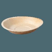 Depa Biodore bord, palmblad rond 18cm (100 stuks)