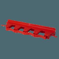 Vikan Hygiene 1018-4 ophangrek 4-6 rood full colour 40cm