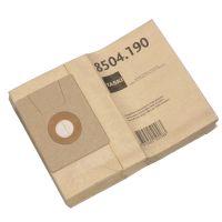 Dubbelfilter stofzak papier (dorsalino) 10 st.