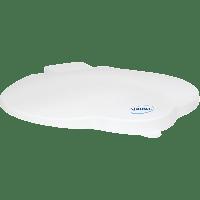 Vikan Hygiene 5687-5 emmerdeksel wit voor 12 liter emmer 5686