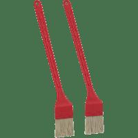 Vikan Hygiene Toaster brush 3002-4 set/2 rood medium vezels 395mm