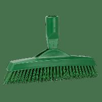 Vikan Hygiene 7040-2 voegenborstel steelmodel extra hard groen 225mm