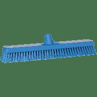 Vikan Hygiene 7062-3 vloerschrobber blauw harde vezels 470mm
