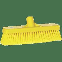 Vikan Hygiene 7066-6 vloerveger geel zachte splitvezels 300mm