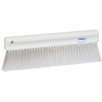 Vikan Hygiene 4582-5 poederveger wit zachte vezels 300mm