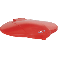 Vikan Hygiene 5687-4 emmerdeksel rood voor 12 liter emmer 5686
