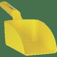 Vikan Hygiene 5675-6 handschep geel recht medium 1L 34x12x11cm