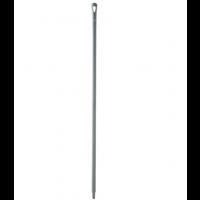 Vikan Hygiene 296288 ultra hygiene steel 150cm grijs uit 1 stuk  ø34mm