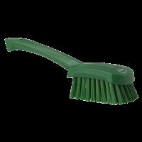 Vikan Hygiene 4190-2 afwasborstel groot groen medium vezels 270mm