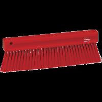 Vikan Hygiene 4582-4 poederveger rood zachte vezels 300mm