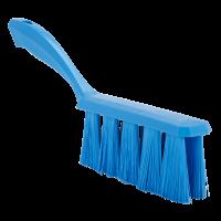 Vikan UST 4585-3 handveger blauw medium vezels 35x330mm