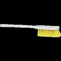 Vikan Classic 5220 handborstel zacht lange steel gele Peetex vezels