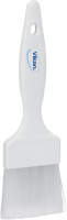 Vikan Hygiene 555050-5 plat kwastje superzacht 50mm breed wit