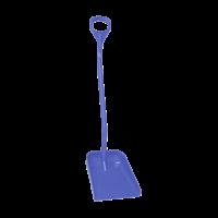 Vikan Hygiene 5601-8 schop paars lange steel 131cm groot blad 38x34cm