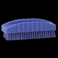 Vikan Hygiene 6440-8 nagelborstel paars harde vezels 130mm