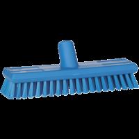 Vikan Hygiene 7043-3 luiwagen blauw medium vezels watertoevoer 270mm